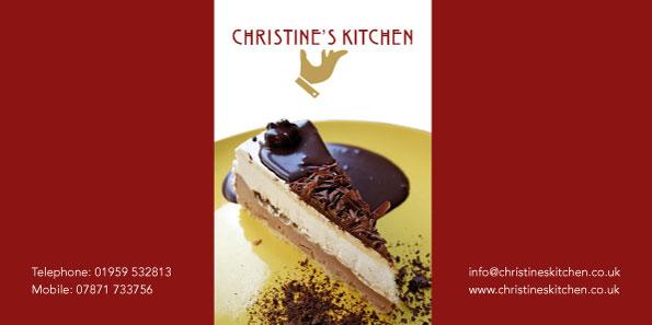 Christine S Kitchen